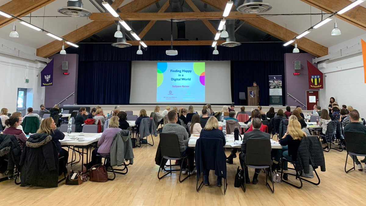 Today we are proud to host Mental Health Matters, a conference for schools, by schools, sharing best practice approaches to Mental Health and Wellbeing #mhmdanesedtrust2019 https://t.co/vZkl9xDDC8