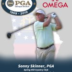 Image for the Tweet beginning: Congratulations PGA Life Member Sonny