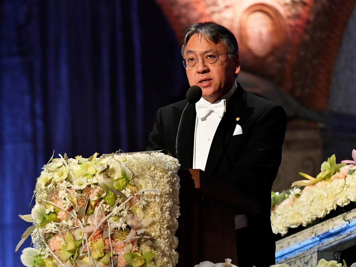 Memories, even your most precious ones, fade surprisingly quickly. But I don't go along with that. The memories I value most, I don't ever see them fading. Happy 65th Birthday, Kazuo Ishiguro!