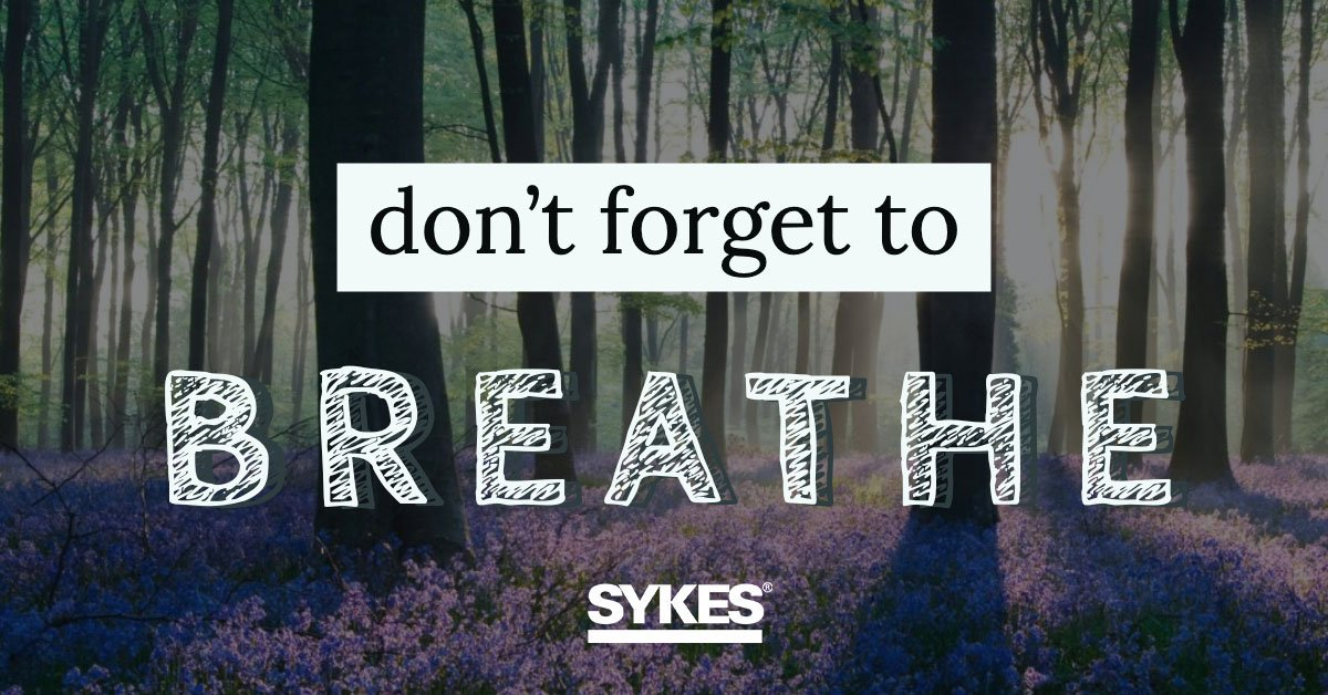 Today is National Stress Awareness Day. Take a deep breath and be kind to yourself! https://t.co/aGYTnTSPOq