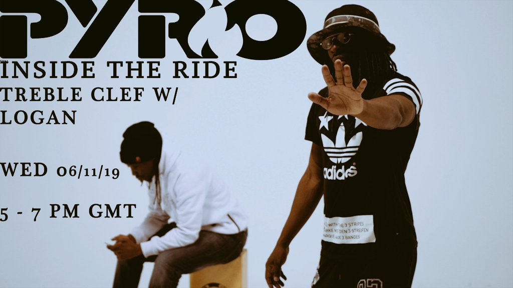 @PyroRadio settings today with this  @logan_olm 5 - 7 pm #insidetheride #likemeoutnow<br>http://pic.twitter.com/NBySly0ylx