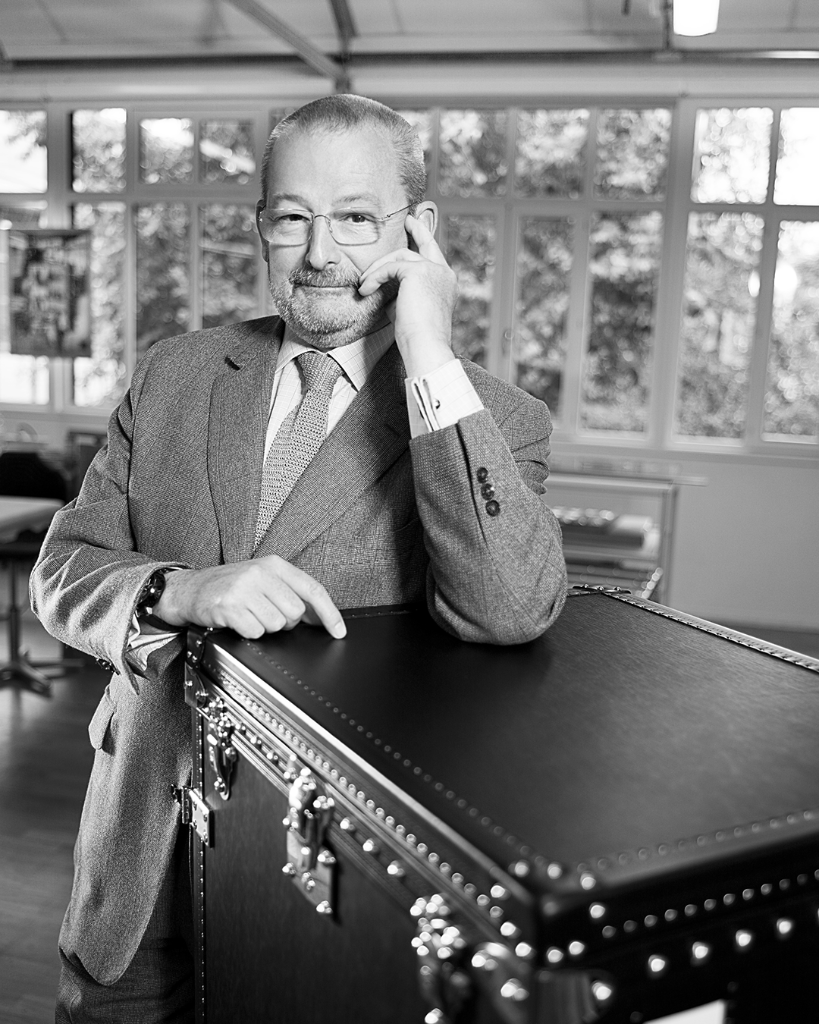 "It is with profound sadness that we share the news of the passing of Patrick-Louis Vuitton. ""Savoir-faire can only exist if it is transmitted…"" was one of his favorite expressions. More on on.louisvuitton.com/60171zuPt"