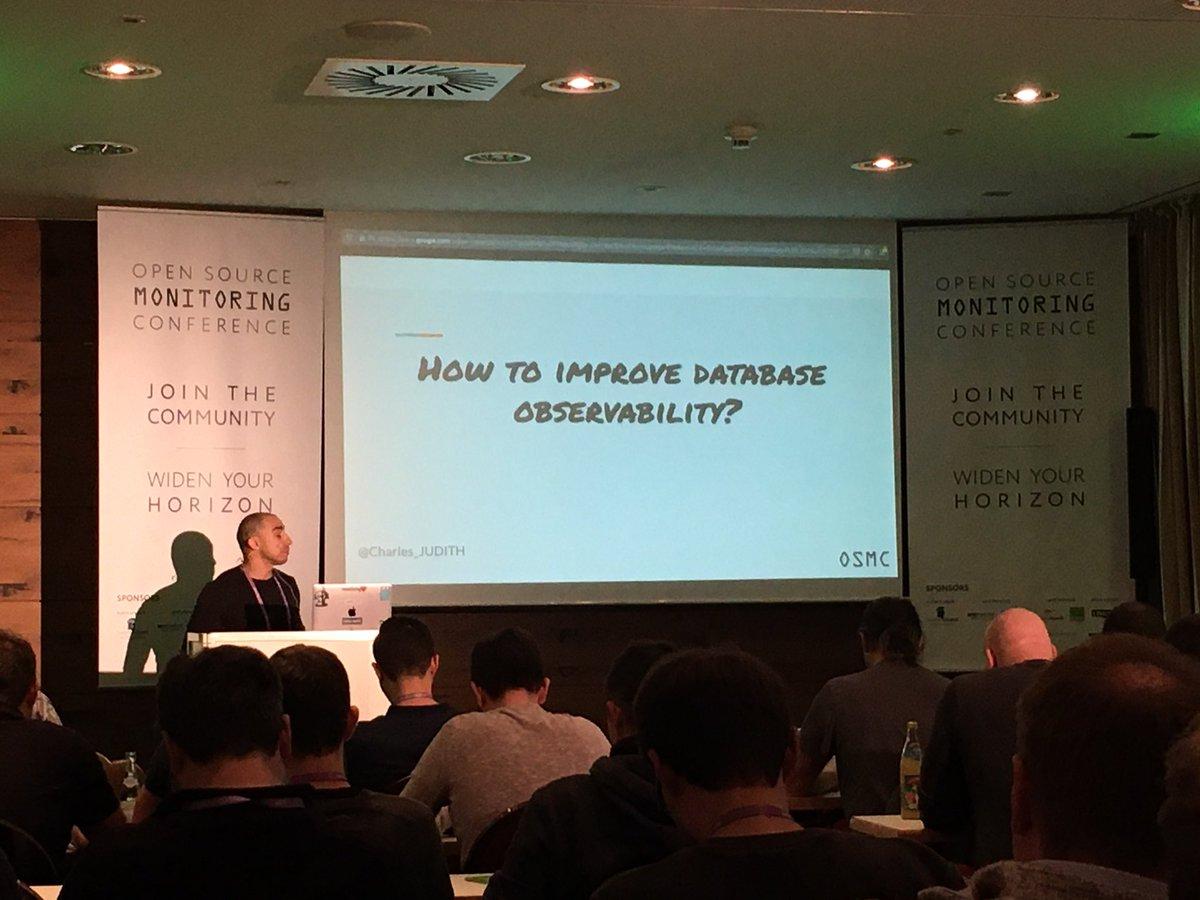 Database observability