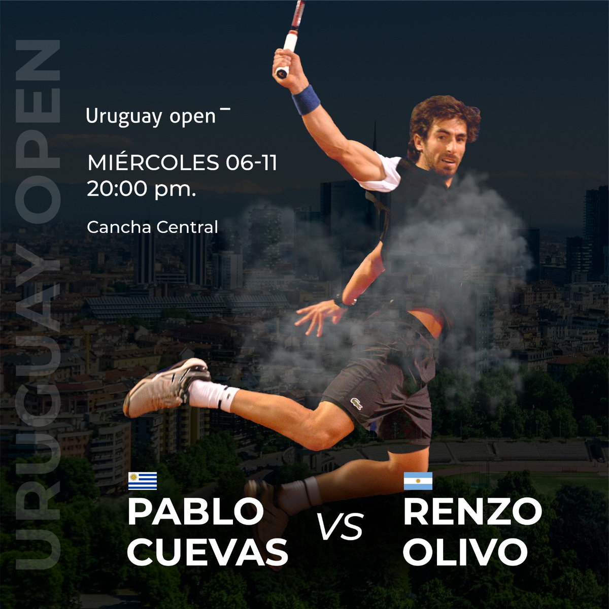 Pablo Cuevas @PabloCuevas22