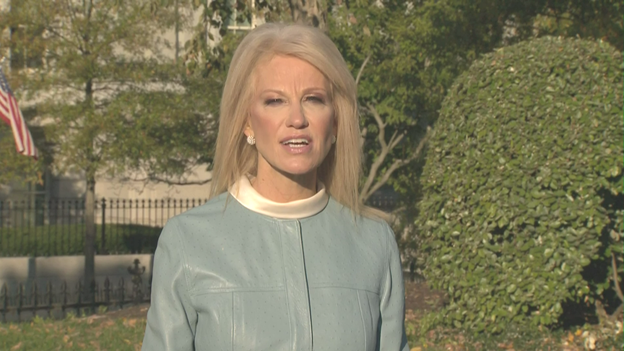 Im told no, says @KellyannePolls on whether Acting Chief of Staff @MickMulvaneyOMB will testify Friday in the impeachment inquiry. Asked if she might be called, she says shes not worried about that.