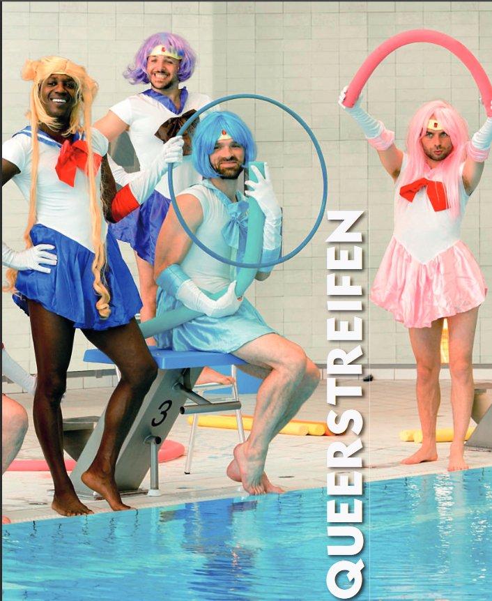 """Eine kuratierte Sammlung neuer #lesbischer, #schwuler und #queerer #Independent-Filme aus aller Welt zeigen die """"Queerstreifen"""" im @cinema_muenster. Diskussionen, #Dokus und spannende Gäste runden zwischen dem 7. & 10. November das Programm ab: http://www.cinema-muenster.de/menu/programm/aktuelle-filmreihen/queerstreifen-2019.html…pic.twitter.com/8snwjuHjg0"""