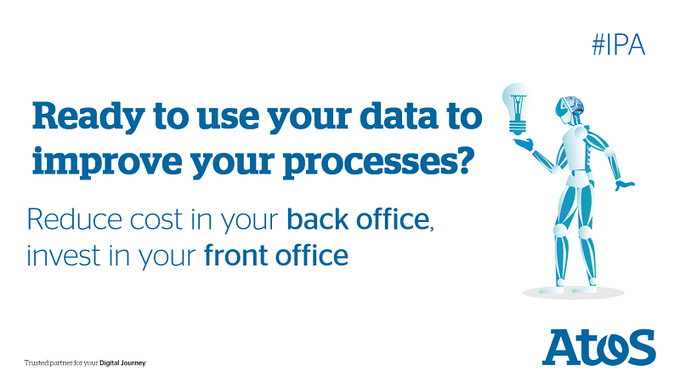 Ever wondered how financial services can benefit from#IntelligentProcessAutomation? By handlin...