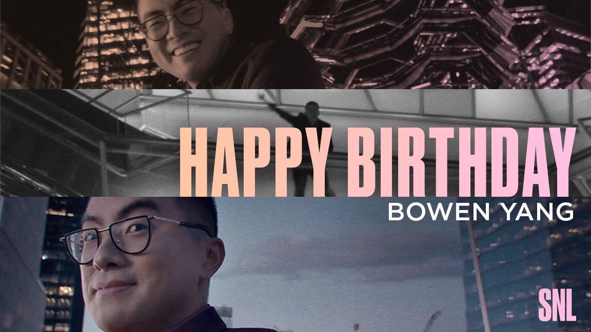 Happy Birthday, Bowen! 🥳