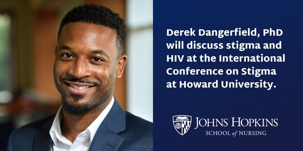 #HIV expert @dtdangerfield will be a panelist at @howardus International Conference on #Stigma November 22 #EndStigma @HopkinsREACH @HopkinsCFAR bit.ly/2reMHD3