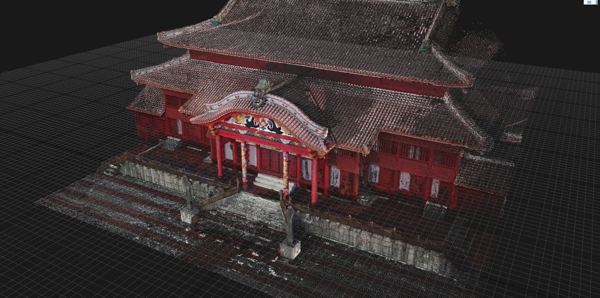 Help to restore Shuri Castle in Okinawa which was recently destroyed by fire. If you have visited this place please send your photos to our-shurijo.org, they are creating a crowdsourced database to recreate a 3D model and save this cultural heritage. @RaizNewMedia