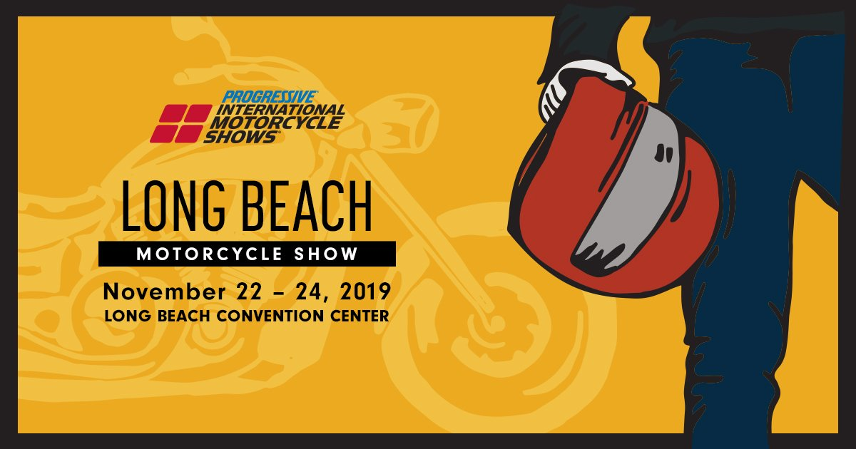From Nov. 22nd to 24th, at the Long Beach Convention Center, is this year's Long Beach Motorcycle Show!  Be sure the stop by the Cycle Gear Mega Booth! There will be gear from the top brands that you love and special offers from Cycle Gear!  For tickets: https://t.co/AxmIyW6VpX https://t.co/0ndNc83wpV
