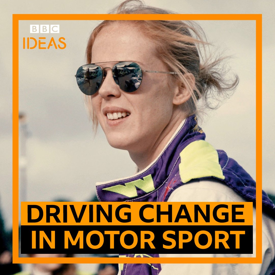 Meet @alicepowell - one of the women driving change in motorsport 👊