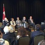 Image for the Tweet beginning: Au #CentreJeanMonnet de l'Université Laval