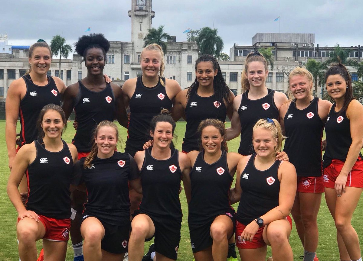 Our Maple Leafs are ready to smash it at the #Oceania7s! Live stream & updates available on @oceaniarugby Twitter & Facebook 🏉🍁 #RugbyCA #RCMapleLeafs   Day 1 Wed 🇨🇦 v 🇦🇺 8:56pm ET/ 5:56pm PT Day 2 Thurs 🇨🇦 v 🇯🇵 6:44pm ET/ 3:44pm PT  🇨🇦 v 🇳🇿 11:30pm ET/ 8:30pm PT