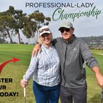 Image for the Tweet beginning: Register your #ProLady team today!