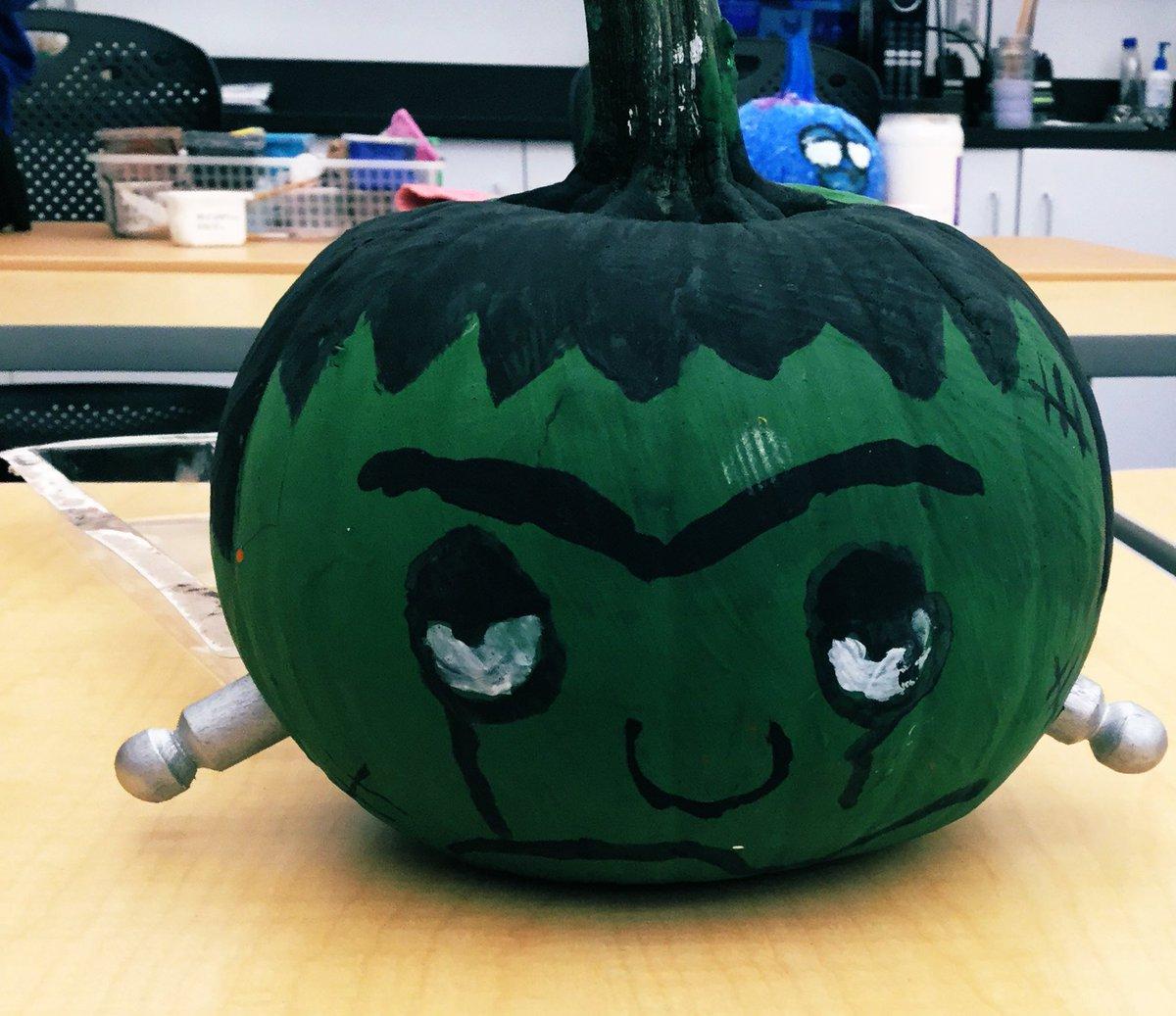 Painted pumpkin & Guess how many seeds challenge <a target='_blank' href='https://t.co/waQTDxSfq8'>https://t.co/waQTDxSfq8</a>