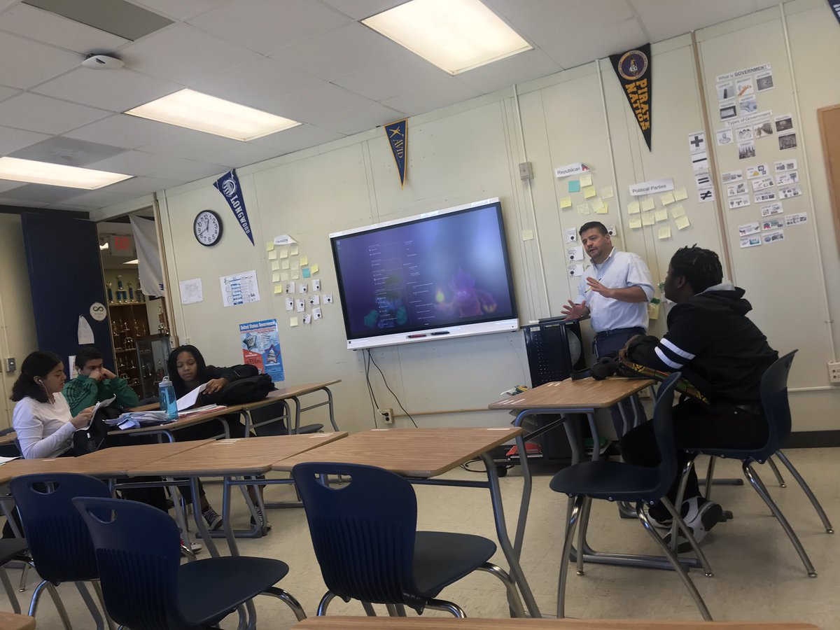 Our attendance specialist Mr.Briggs speaks to our juniors about the importance of being present and on time everyday <a target='_blank' href='http://search.twitter.com/search?q=attendancematters'><a target='_blank' href='https://twitter.com/hashtag/attendancematters?src=hash'>#attendancematters</a></a> <a target='_blank' href='http://search.twitter.com/search?q=WeAreACC'><a target='_blank' href='https://twitter.com/hashtag/WeAreACC?src=hash'>#WeAreACC</a></a> <a target='_blank' href='http://twitter.com/APSVirginia'>@APSVirginia</a> <a target='_blank' href='http://twitter.com/APSCareerCenter'>@APSCareerCenter</a> <a target='_blank' href='https://t.co/1Jvr7ikIxw'>https://t.co/1Jvr7ikIxw</a>