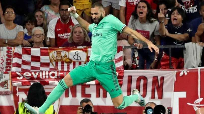 Real Madrid : Karim Benzema égale Alfredo Di Stefano !