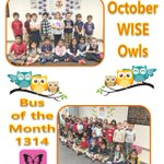 Image for the Tweet beginning: Congratulations to the October WISE