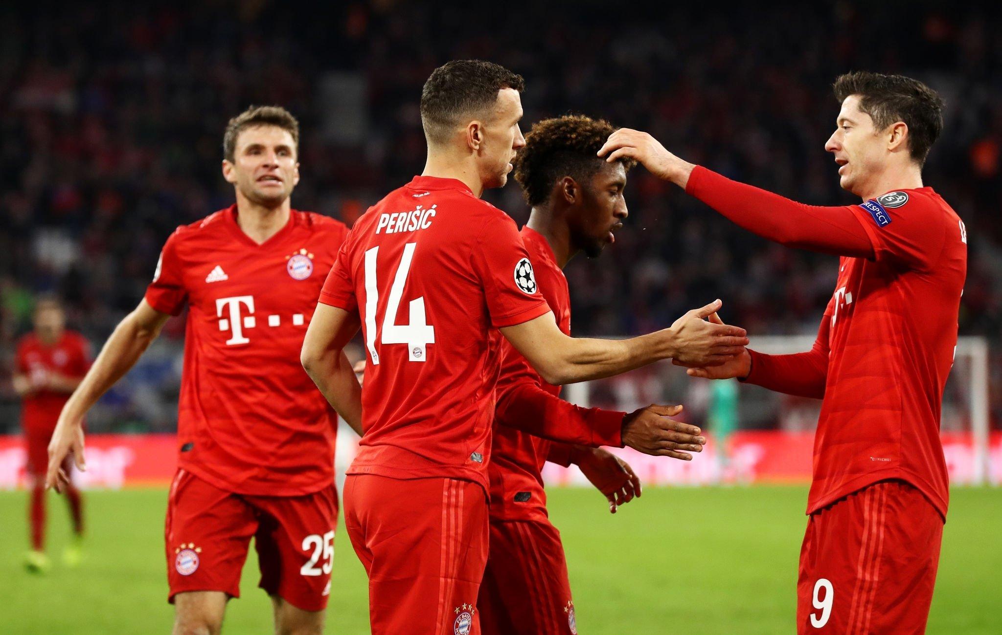 Бавария - Олимпиакос 2:0. Плей-офф плей-оффом, но игровые проблемы не исчезли - изображение 3