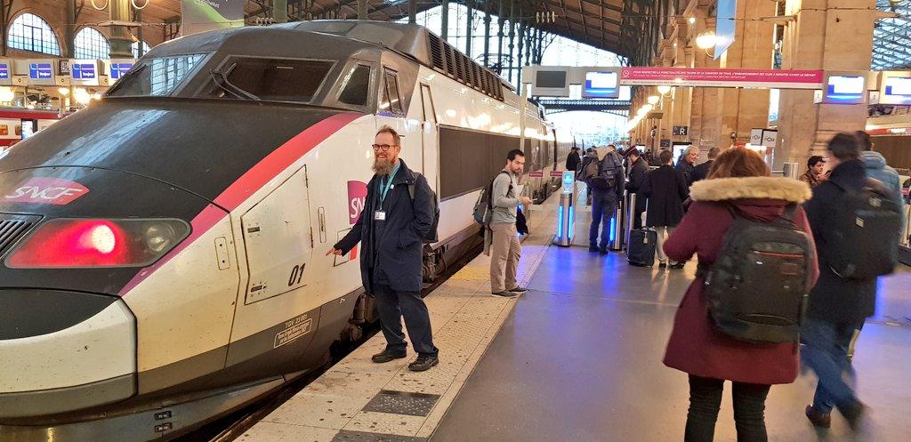EItz19 WkAMXCIS - A tale of two Eurostar terminals