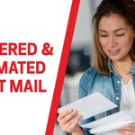 Image for the Tweet beginning: Is developing a #personalized #directmail