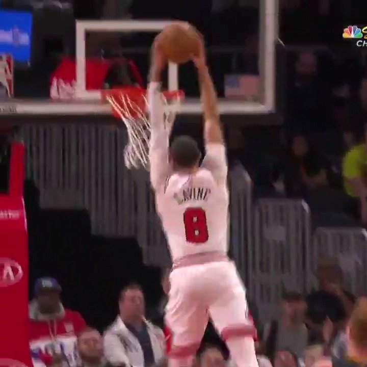 4 takeaways from the Bulls' rout of the Hawks, including the Zach LaVine dunk watch is officially on