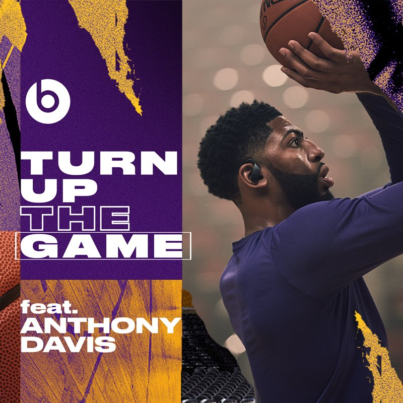 This got vibes for Pre and Post game plays! - Lock into @AntDavis23's playlist on @AppleMusic 🗣https://t.co/2ZIrgoynnW https://t.co/bKqsNkriTE