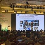 Image for the Tweet beginning: #IROS2019 Plenary by Prof. Satoshi