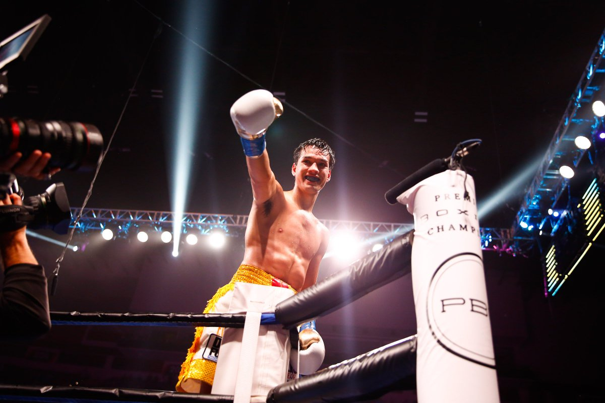 """test Twitter Media - """"I know Julio Ceja is going to come in strong and either I can box him or fight him on the inside. It's going to be interesting, but I know I have more skill and I have the power."""" -@BrandonLeeFig   #FigueroaCeja #WilderOrtiz2 https://t.co/2tUzu9a3PK"""