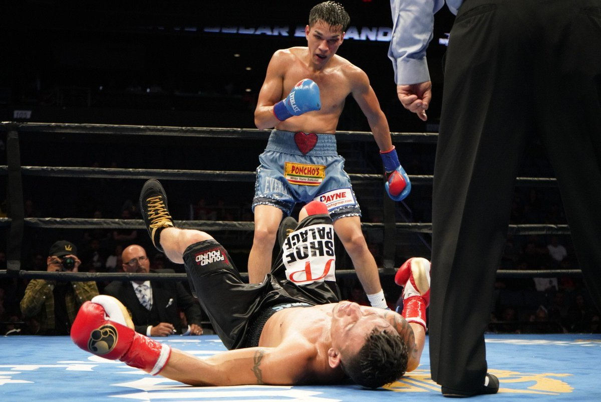 """test Twitter Media - """"I know this isn't going to be an easy fight, but I'm definitely working really hard to make it easy and make fight night easy. You always have to believe in yourself and make it happen."""" -@BrandonLeeFig   #FigueroaCeja #WilderOrtiz2 https://t.co/UvHlp7fbDg"""