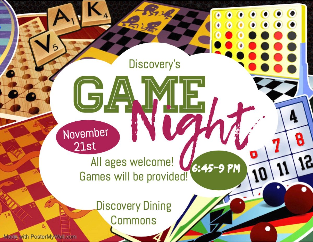 RT <a target='_blank' href='http://twitter.com/DiscoveryESPTA'>@DiscoveryESPTA</a>: Mark your calendars! November 21st is Family Game Night at <a target='_blank' href='http://twitter.com/DiscoveryAPS'>@DiscoveryAPS</a>! <a target='_blank' href='https://t.co/zdnfZmxkdu'>https://t.co/zdnfZmxkdu</a>