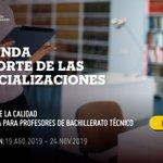 Image for the Tweet beginning: #EspecializacionesUNAE Ampliación de plazo para