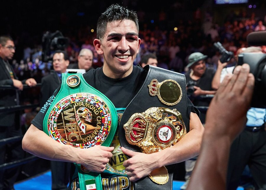 """test Twitter Media - """"I want to be known as a four-time World Champion and be remembered as one of the best Mexican fighters of all-time.""""  -@leosantacruz2   #SantaCruzFlores #WilderOrtiz2 https://t.co/Q6r7iAehlF"""
