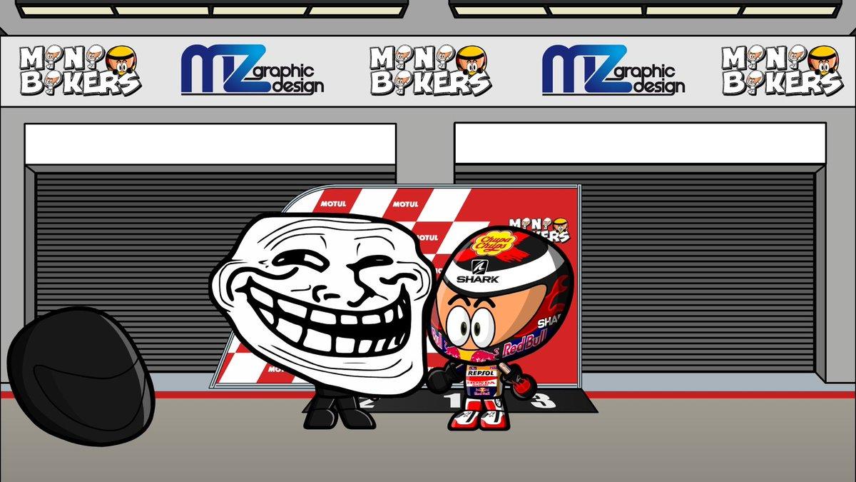 Something's ready for the #MotoGP #ValenciaGP
