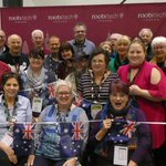 Image for the Tweet beginning: RootsTech London 2019 - my