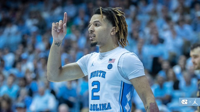 Cole Anthony breaks UNC basketball record during his collegiate debut