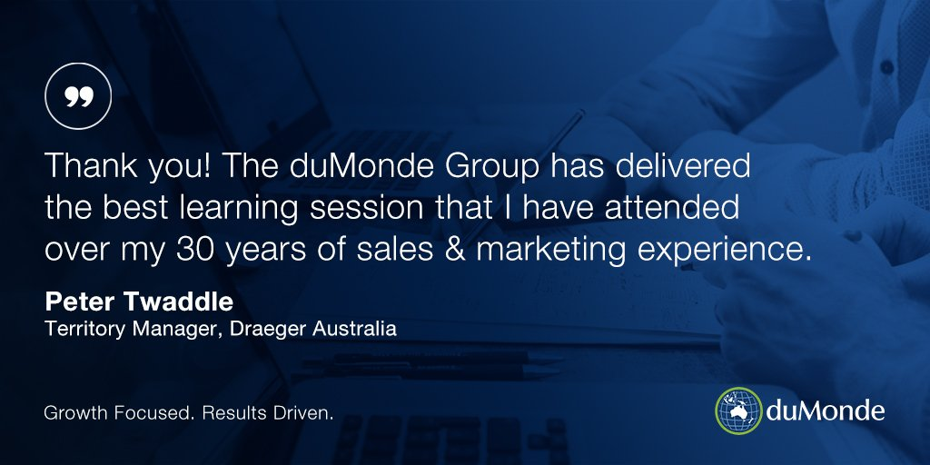 The duMonde Group (@thedumondegroup)