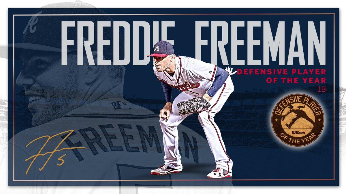 Congratulations @FreddieFreeman5!