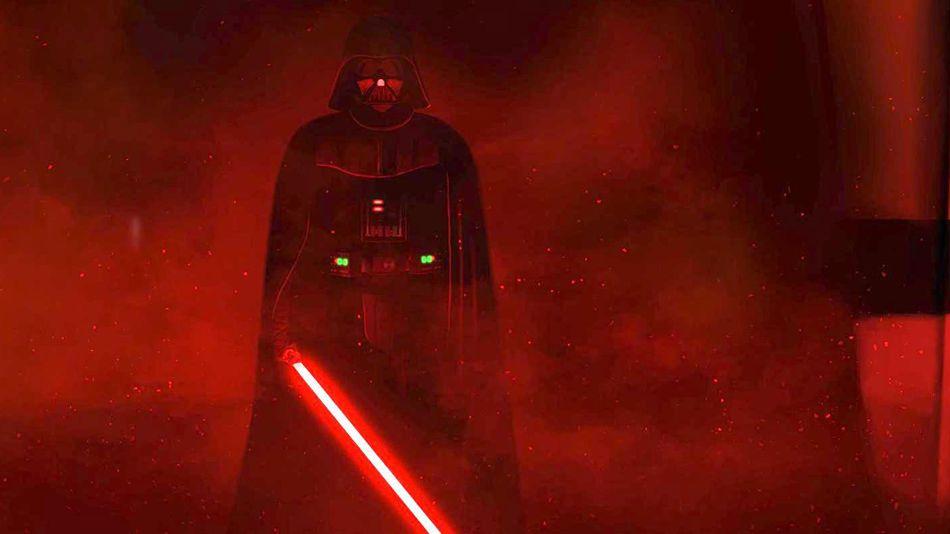 Swordsfall scripts the first Star Wars Horror movie