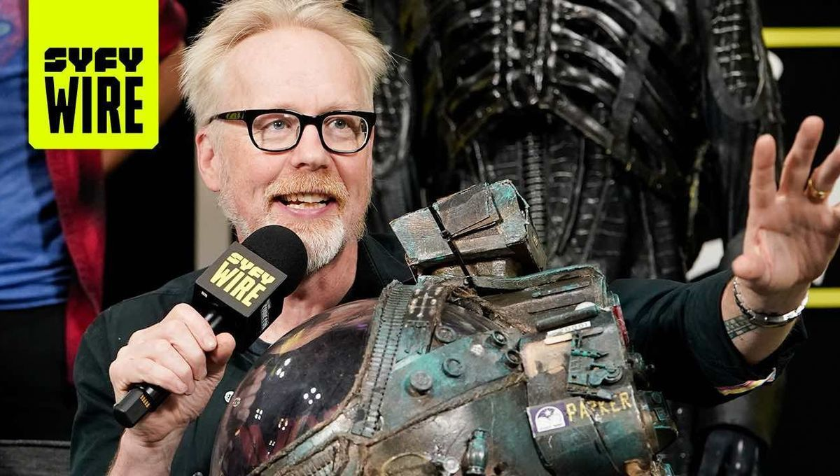 In case you saw @donttrythis tour of North Bergen High Schools Alien: The Play artifacts (bit.ly/34we3TA) and were like, Oh, I wish hed talked to the students, well, he did, at @NY_Comic_Con. Watch the panel here: bit.ly/35kzQis