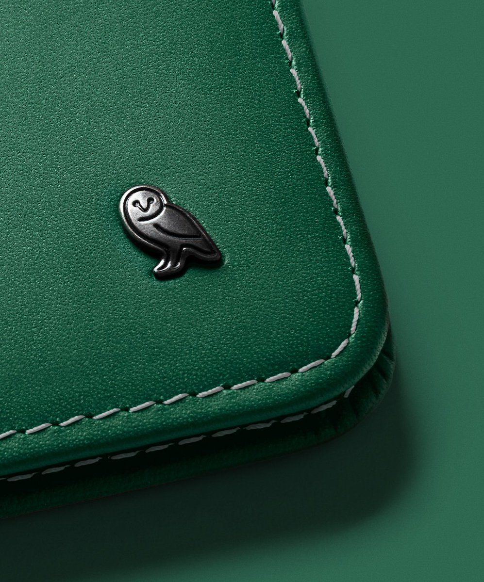 Start your engines, Racing Green has arrived! Our bestselling wallets are now available in this sporting yet sophisticated new color. … Shop our wallets here: https://t.co/RVTjsMxH7V https://t.co/USM5nmY1rX