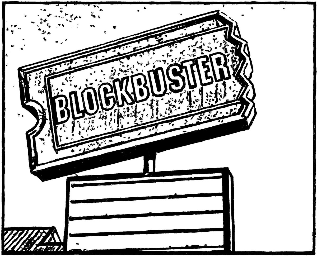 Today in #MovieRental / #HomeMedia history: #OnThisDate in 2013 #BlockbusterVideo went defunct. pic.twitter.com/hXmHtUPmSZ