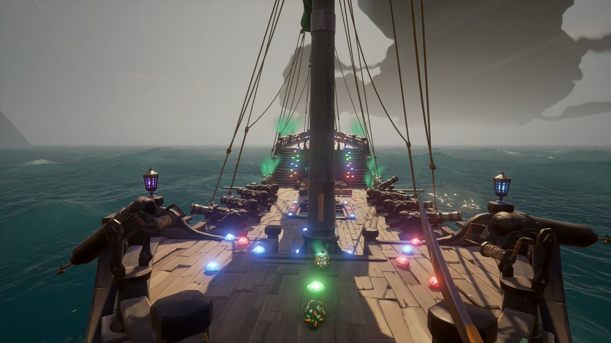 #SoTShot #BeMorePirate #GettingStacked #SeaofThieves #XboxShare