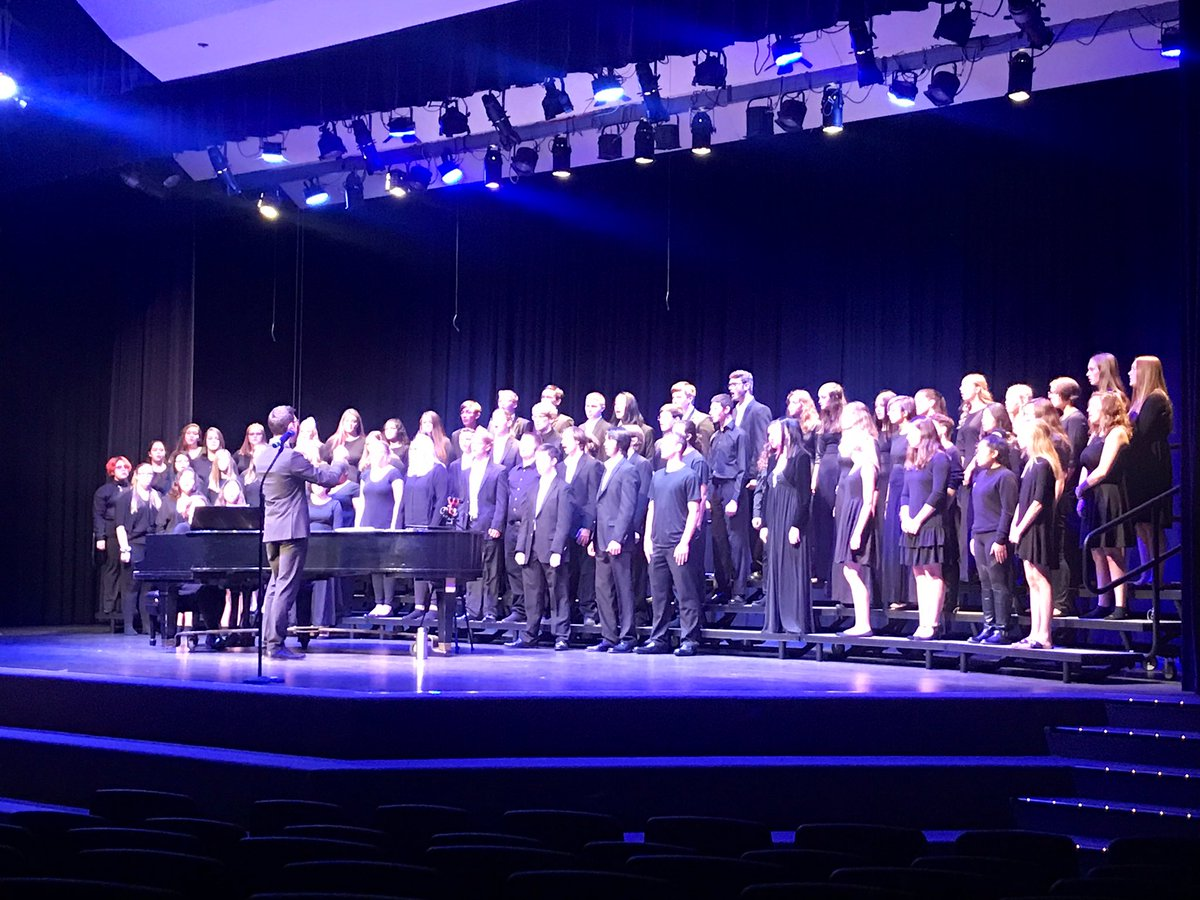 Wow! Always amazed by Mr. Plummer and our outstanding vocal musicians! Great concert this evening! #Allwillthrive #MusicExcellence #OriolePride<br>http://pic.twitter.com/G9vnoL8Ppb