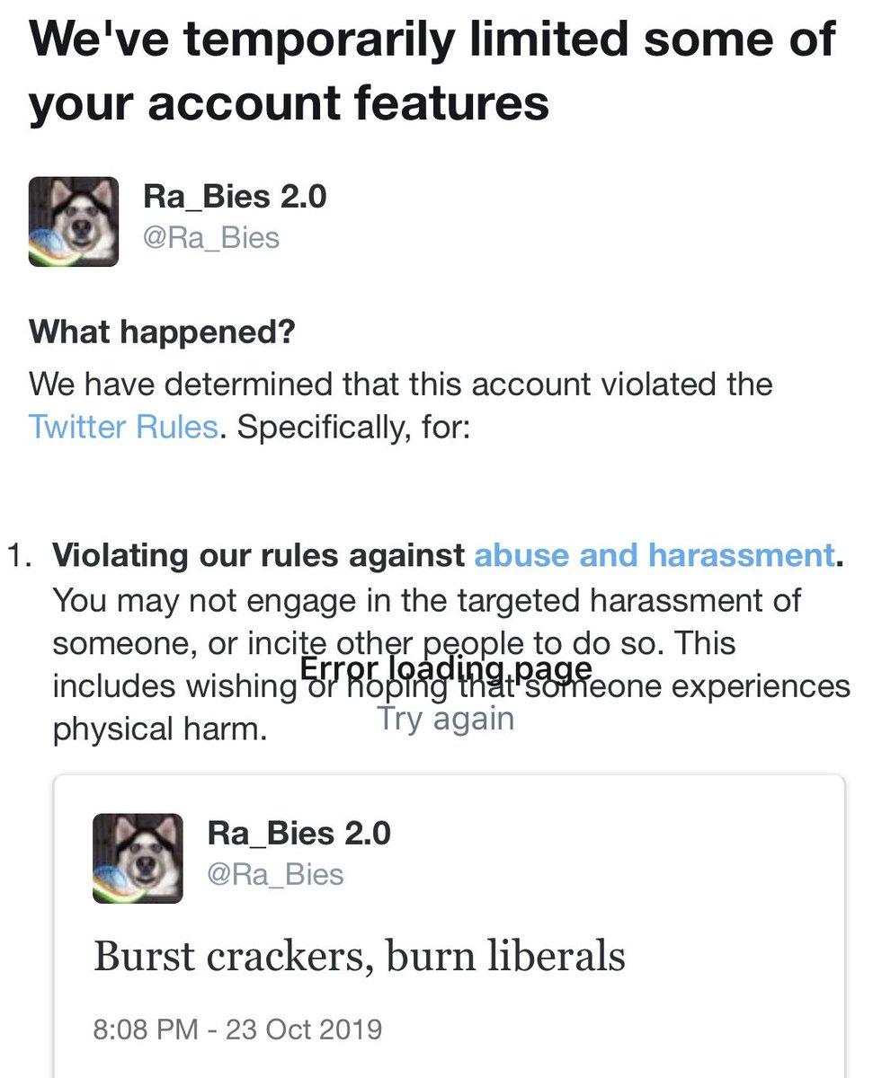 Ra_Bies 2.0 top tweets