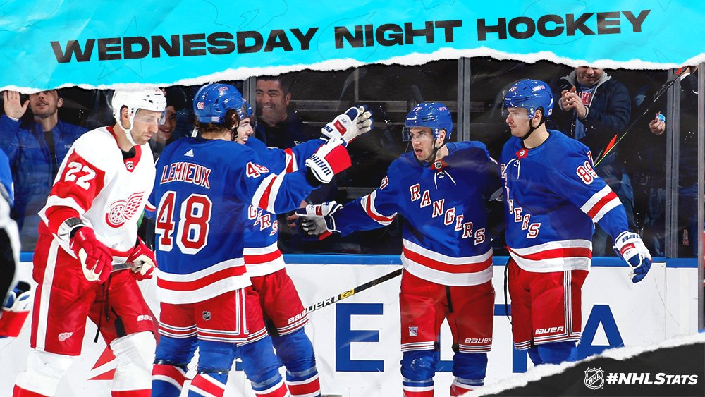 Nhl Public Relations On Twitter Tony Deangelo Is The First Nyrangers Defenseman To Score Five Goals Through His First 13 Games Since Brian Leetch 5 10 15 In 1988 89 Nhlstats Https T Co Dtngso8h5c
