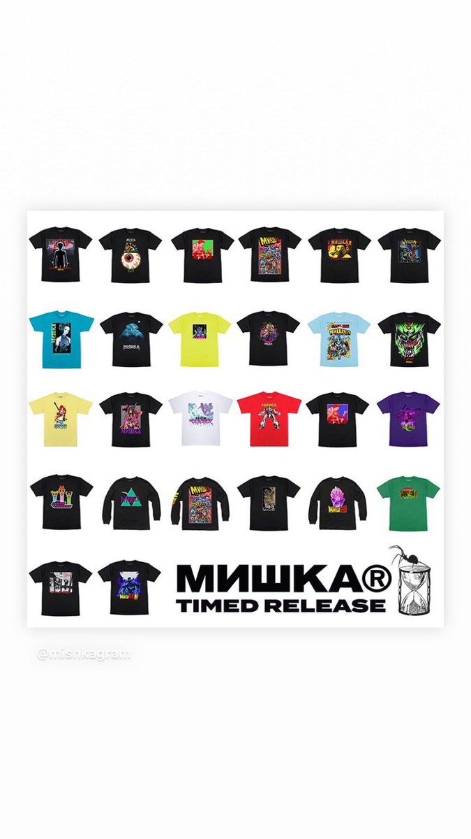 """Timed Release """"Greatest Hits"""" in our online store through the weekend! mishkanyc.com"""