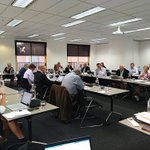 Image for the Tweet beginning: The NSW Irrigators' Council members