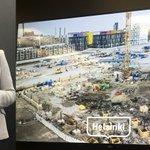 Image for the Tweet beginning: Helsingin kaupungin Kiertotalous talonrakentamisessa -markkinavuoropuhelutilaisuus